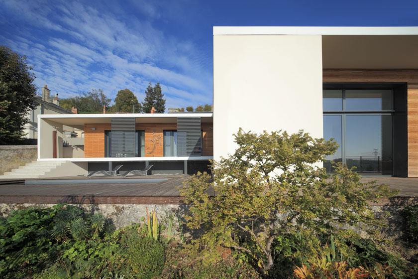 AAGB - Pleins et vides en façades Sud