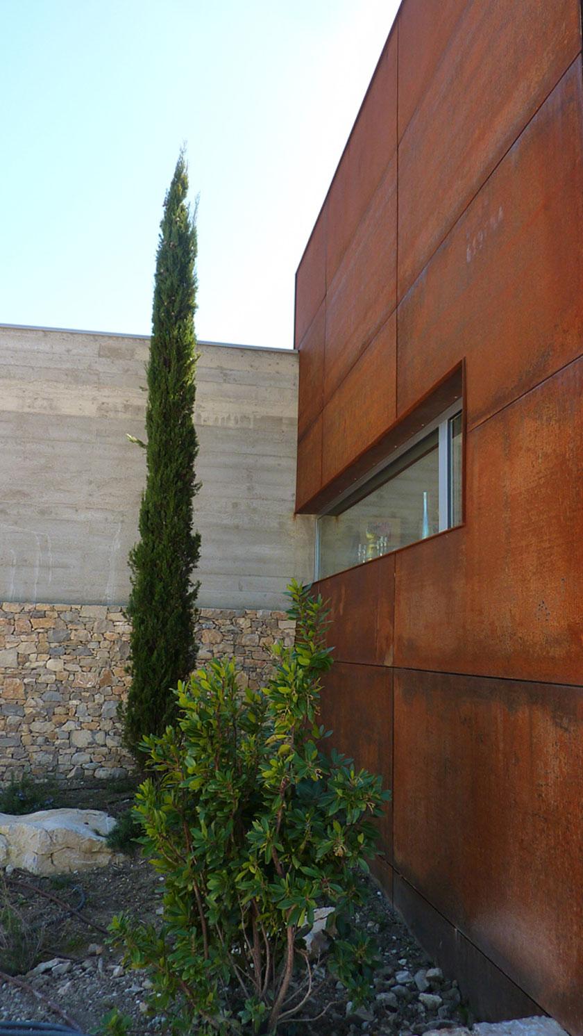 Pascual - Maison Teissier - Extérieur 11