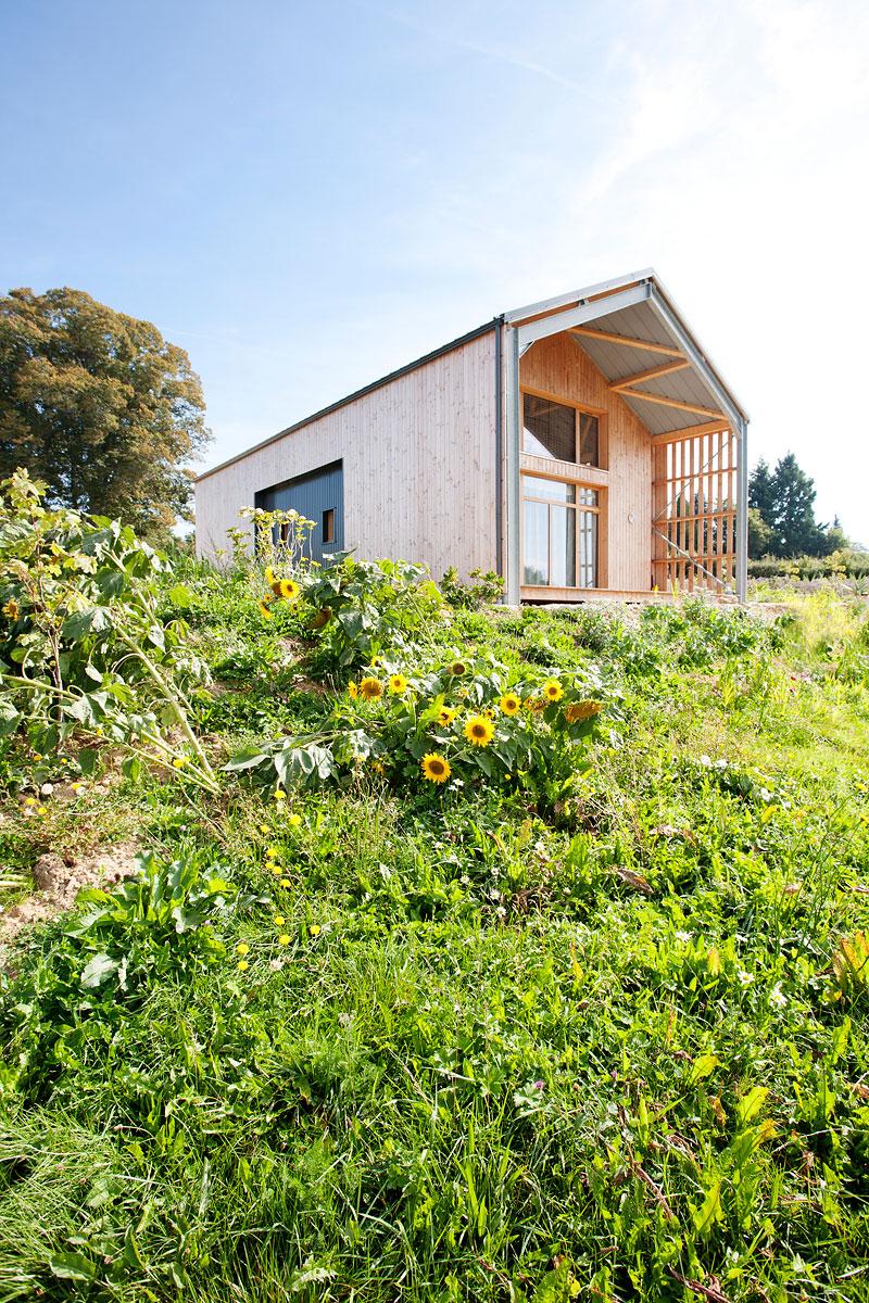Maison minimale - Atelier Correia Architectes & Associés