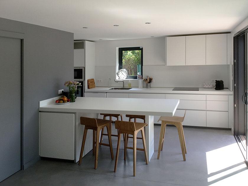 Naud-Passajon-Dejos architectes - Cuisine