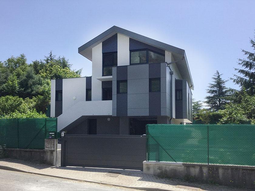 Naud-Passajon-Dejos - Maison côté rue