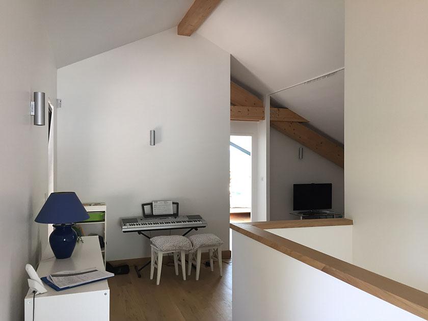 Naud-Passajon-Dejos architectes - Palier de l'étage
