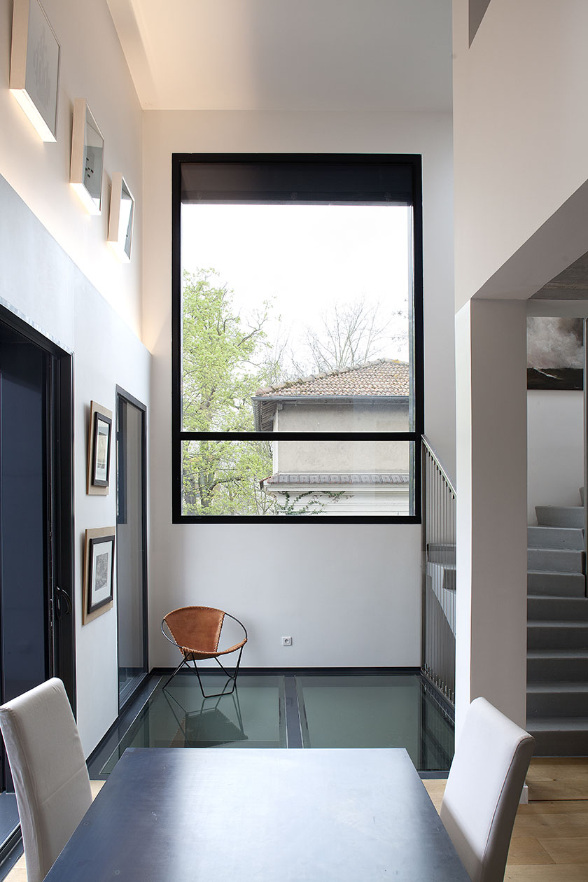 Raphaël Novarina architecte - Intérieur maison 01