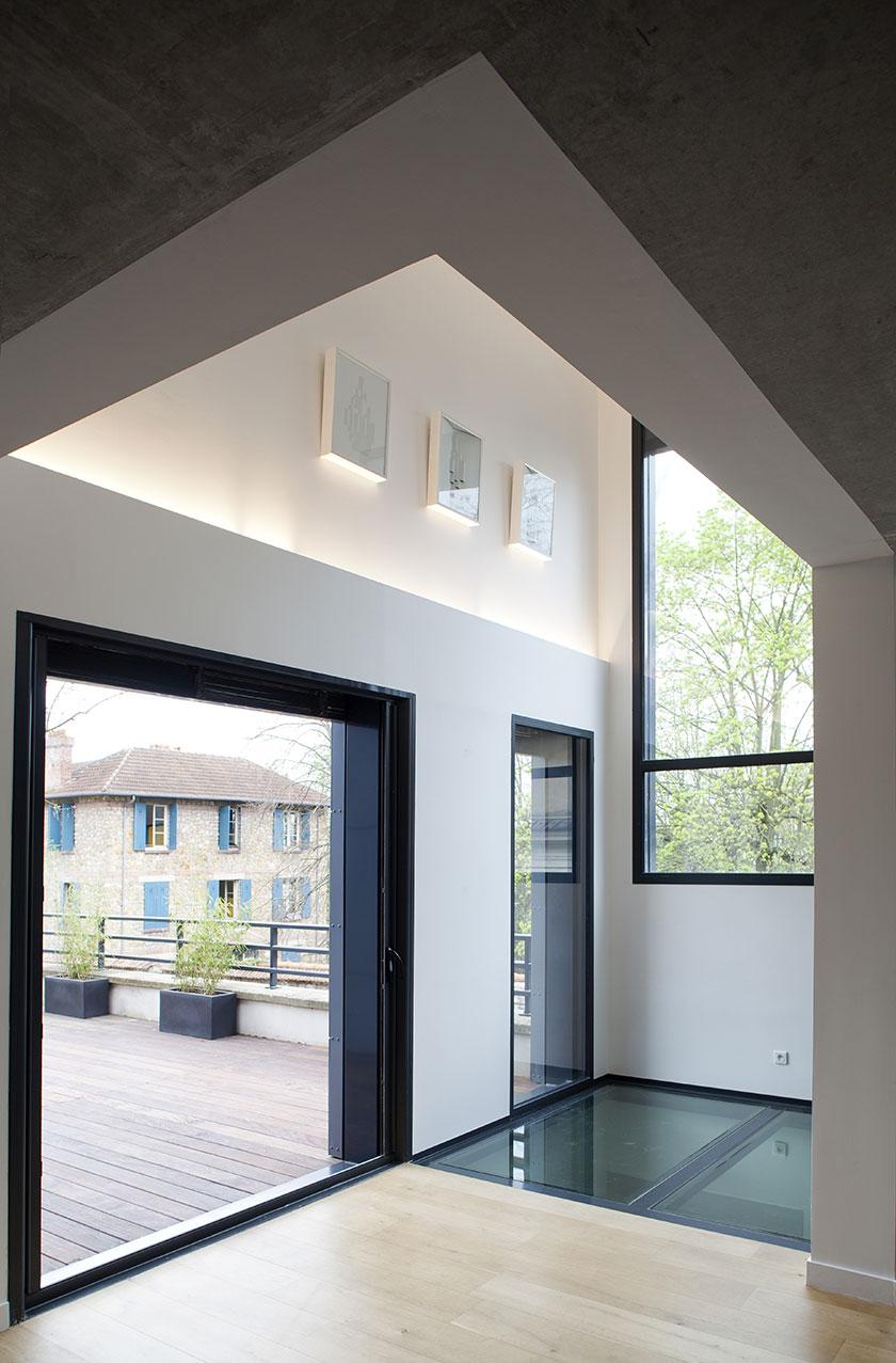 Raphaël Novarina architecte - Intérieur maison 02