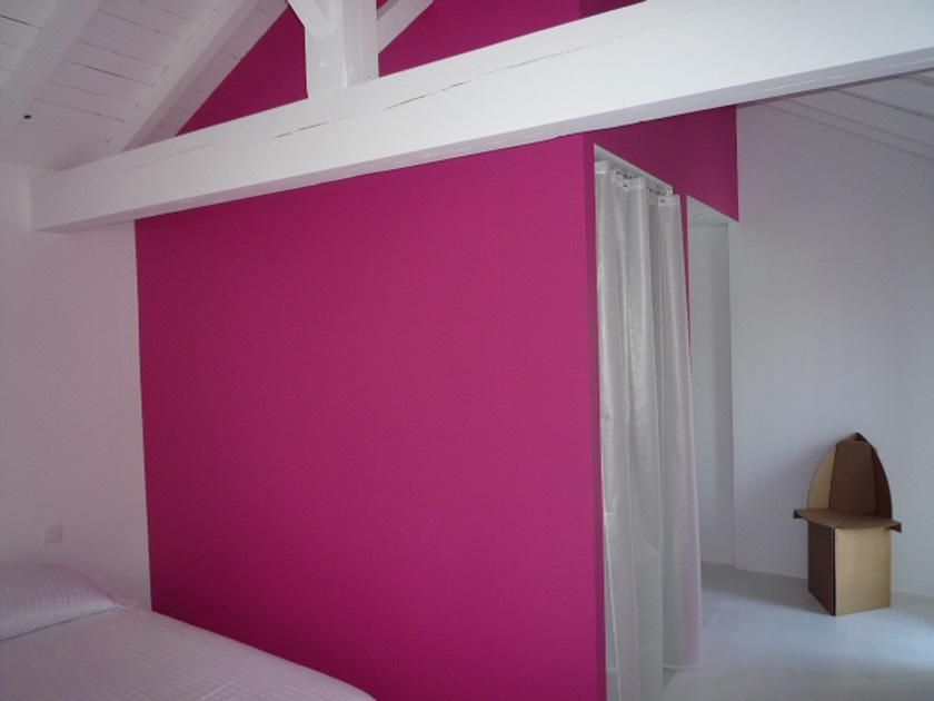 Collinet-Ourthe architecte - Chambre