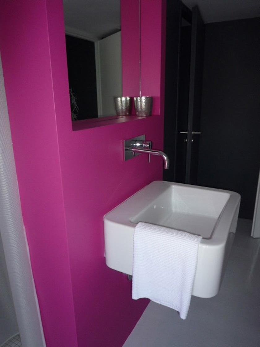 Collinet-Ourthe architecte - Salle de bains