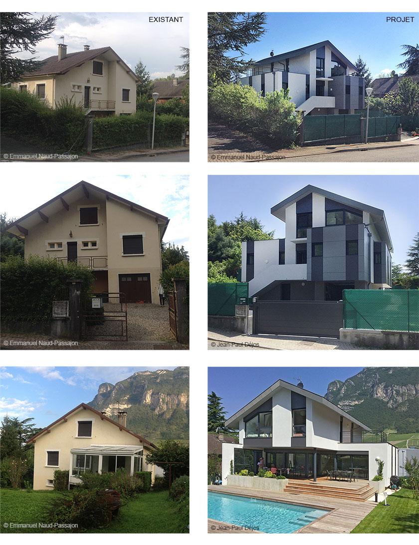 Maison P - Naud-Passajon-Dejos Architectes