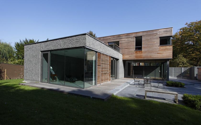 Architecture Interieur Maison Moderne OHW09 - Napanonprofits